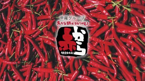 赤からテレビコマーシャル